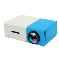 YG300 1080P Home Cinema Theater USB HDMI AV SD Mini Portable HD LED Projector