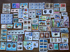 Collection Of Middle East Stamps Kiloware