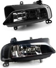 Genuine AUDI A5 S5 (11-17) S-LINE Front Bumper FOG Light LAMP PAIR LEFT+RIGHT