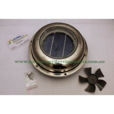 Day time Solar Panel Venitlation Fan