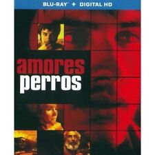 Amores Perros (Alejandro Inarritu, 2000) Lionsgate Blu-ray Like New