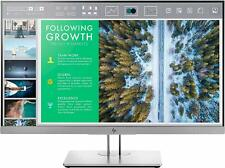 HP EliteDisplay E243 23.8 inch LED IPS Monitor - IPS Panel, Full HD, 5ms, HDMI