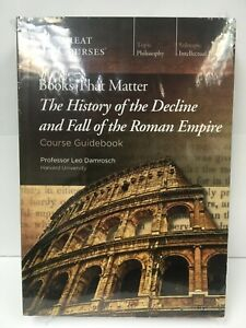 Great Courses DVD History of the Decline and Fall of the Roman Empire, Damrosch