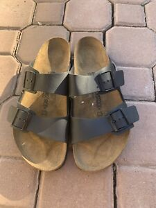 Men's Birkenstock Arizona Slide Sandal Sz 11
