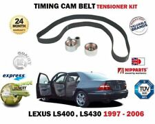 FOR LEXUS LS400 LS430 3UZ-FE 1UZ-FE 1997-2006 NEW TIMING CAM BELT TENSIONER KIT