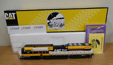 MTH 20-2471-3 CATERPILLAR SD90MAC NON-POWERED DIESEL ENGINE O SCALE TRAIN CAT