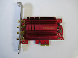 ASUS PCE-AC88 AC3100 Dual Band PCIe Wi-Fi Adapter **CARD ONLY**
