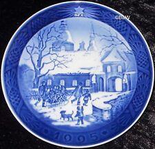 piatto di Natale Royal Copenaghen 1995