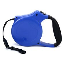 Heavy Duty Retractable Dog Leash - Up to 110 lbs. and 26' Rope Lead