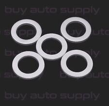 (25x) M14 Aluminum Oil Drain Plug Crush Washer *Fits* Honda Acura 94109-14000
