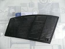 Original Mercedes W126 Lautsprecherabdeckung schwarz vorne links NEU! NOS!