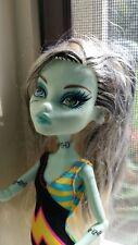 Monster High Frankie Stein Gloom Beach HTF