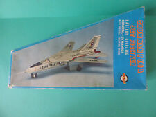 Vintage Grumman F111 A Jet Fighter COPY NOMURA Tin Toy Made in Greece LYRA Boxed