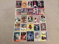 HALL OF FAME Baseball Card Lot 1976-2020 MICKEY MANTLE KEN GRIFFEY JR. +