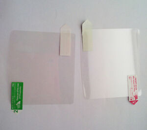 3 PCS Game Boy Advance Console Screen / Lens Protectors BRAND NEW FREE SHIPPING