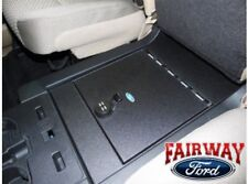 15 - 18 F-150 Genuine Ford Base Seat Console Combination Security Vault Gun Safe