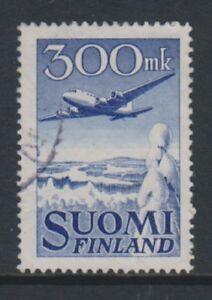 Finland - 1950, 300m Air stamp - F/U - SG 488 (c)