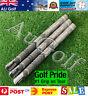 GENUINE Golf Pride Mid Grey MCC Plus4 Grips - Set of 3 - Authorised Distributor