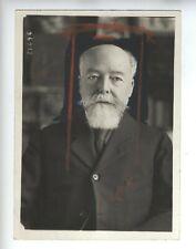 1931 ORIGINAL FRENCH PRESIDENT PHOTO PAUL DOUMER FRANCE VINTAGE PHOTOGRAPH
