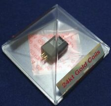 Clearaudio Coil Cartridge Talismann V2 Gold MC Ebenholz MC022 24kt Gold Co (New)