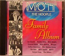 Various Artists (Ian Hunter) - Mott the Hoople Family Album (CD 2000)
