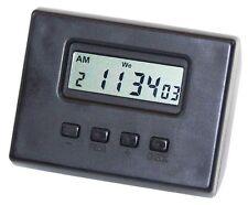 Wildmelder Timer 7 Tage Speicher Digitaluhr Schwarzwilduhr Wilduhr DIGITAL Uhr !