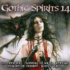 NEW Gothic Spirits 14 (Audio CD)