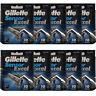 Gillette Sensor Excel Cartridges, 100 Count Refill Blades
