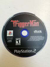 Trigger Man (Sony PlayStation 2, 2004) DISC ONLY FAST SHIP