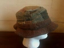 Vintage Hipsters Hats Of Ireland By Castlebar 100% Pure Wool Made In Ireland