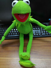 "17""  Kermit Sesame Street Muppets Kermit the Frog Stuffed plush toy new"