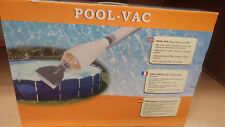 Swimming Pool Vacuum Kit - Pool Pump Driven (see listing for details) .