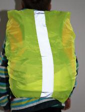 Regenschutz Schulranzen Rucksack (gelb)