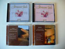 "Albumkonv. ""Strauss Gala / Tschaikowsky & Korssakoff"", 4 Alben, CD (Kon. Nr.794)"