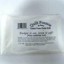 Quilt Pounce Ultimate Pounce White Powder Chalk Refill - 2 oz. Bag