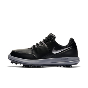Nike Air Zoom Accurate Black Golf Men's Shoes Box Without Lid 909723 003
