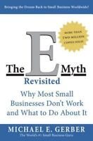 The E-Myth Revisited by Michael E. Gerber a paperback book FREE SHIPPING emyth