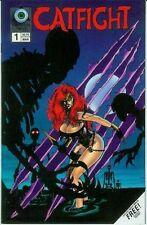 Catfight # 1 (Insomnia Press, USA, 1995)