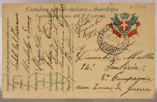POSTA MILITARE 6^ DIVISIONE 25.9.1916 #XP252I