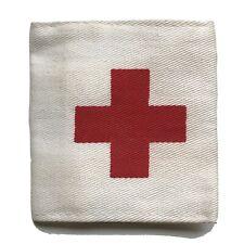Vintage Red Cross Armband