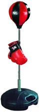 Nsg Jr Training Boxing Set for Kids - Bounce Back Punching Ball, Adjustable &