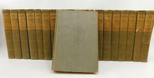 The French Immortals Pierre Loti 20 Volume Specially Prepared VTG RARE Book Set