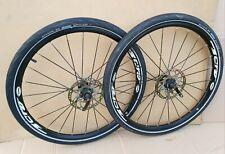 "Mavic Crossride 26"" wheels QR Disc Brake + Tyres - Mountain DH FR BIKE Wheelset"