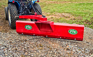 GB5 - Grader Blade - 5ft Wide - For Compact Tractors