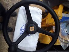 JCB 3CX Spare- Steering with Spinner Knob and Logo(PART NO. 125/35000 125/34900)