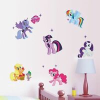 My little Pony Wandsticker Wandtattoo Kinder Aufkleber Wandaufkleber Sticker