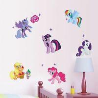 My little Pony Wandsticker Wandtattoo Kinder Aufkleber Wandaufkleber Sticker