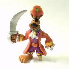 3'' Scooby Doo Captain Scooby IN PIRATE CREW Set Figure Boy Kid Children Toy