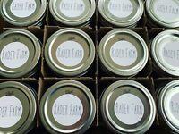 Organic Elderberry Syrup - 16 oz Jar