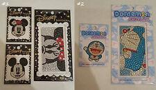 Disney cute Jewelry seal phone rhinestone sticker Minnie Mouse Mickey Doraemon